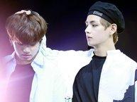 """Tan chảy với thói quen """"xoa đầu"""" của V dành cho Jungkook (BTS)!"""