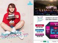 Hình ảnh đầu tiên về sân khấu 5000 fan của Sơn Tùng: rực rỡ và hoành tránh không kém gì concert sao Hàn