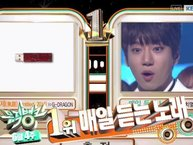 Music Bank 23/6: Hwang Chi Yeol bất ngờ đánh bại hit khủng của G-Dragon