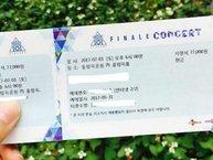 Một thiếu niên bị bắt khẩn cấp vì bán vé concert Produce 101 giả
