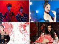 Điểm mặt những cô nàng Geisha cá tính và ma mị trong MV nhạc Việt