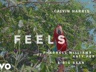 """Nóng bỏng tay! MV """"Feel"""" của Calvin Harris, Katy Perry, Pharrell Williams và Big Sean đã ra lò"""