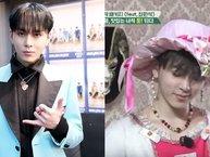 Chết cười khi Yong Junhyung (Highlight) lần đầu giả gái trong show truyền hình