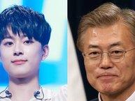 """Netizen khẳng định Yoo Seonho (Produce 101) chính là """"bản sao"""" của... Tổng thống Hàn Quốc thời trẻ"""