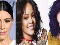 Rihanna, Kim Kardashian và Katy Perry là 3 nổi tiếng nhất trên Internet