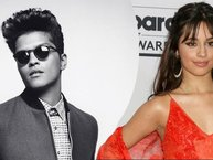 Camila Cabello sẽ tham gia vào tour diễn thế giới của Bruno Mars