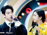 """Cặp đôi """"ảo"""" mới của K-Pop: JinYoung (GOT7) và JiSoo (BLACKPINK)"""