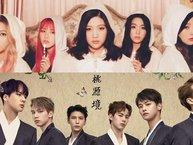 Đắm chìm trong 6 MV Kpop đầy ám ảnh lấy cảm hứng từ những yếu tố truyền thống và dân gian châu Á