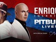 """Tour diễn """"khủng"""" của Enrique Iglesias và Pitbull thu về 18 triệu đô chỉ sau chặng đầu tiên"""