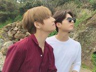 Điểm danh ngay 10 cặp bạn thân Idol nổi tiếng Kpop