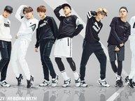 BTS hợp tác với Puma để thiết kế dòng giày thể thao riêng