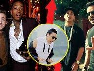 """View tăng quá nhanh, """"Despacito"""" sắp hạ bệ """"See You Again"""" và """"Gangnam Style"""" trên YouTube"""