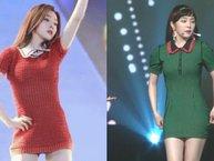 Fan kêu gào khản cổ vì stylist của Red Velvet liên tục cho Irene mặc những chiếc váy quá ngắn
