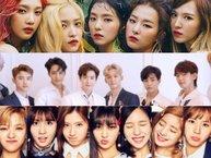 BXH giá trị thương hiệu ca sĩ tháng 7: EXO trở về với ngôi vương, Red Velvet giành lấy ngôi hậu