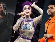 Kendrick Lamar, Katy Perry dẫn đầu danh sách đề cử MTV Video Music Awards 2017