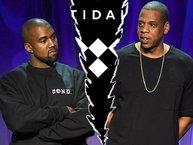 Đài truyền hình Anh gây sốc khi sản xuất phim tài liệu về cuộc chiến giữa JAY-Z và Kanye West