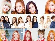 Tình bạn thân thiết giữa 3 girl group maknae nhà BIG3