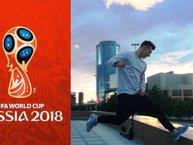 Ca khúc chính thức của World Cup 2018 gây sốt dù không có Shakira