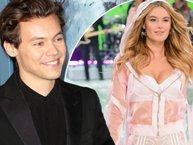 Harry Styles đang hẹn hò với thiên thần Camille Rowe của Victoria's Secret?