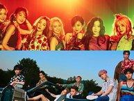 """Chuyện thật như đùa: Ngoại trừ EXO, cả dàn hậu bối đồng loạt """"lơ đẹp"""" tiền bối 10 năm SNSD tại M! Countdown"""