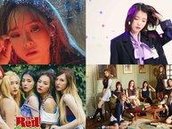 Top 10 ca khúc có lượt stream nhiều nhất trên Melon trong vòng 1 tháng đầu tiên sau khi phát hành