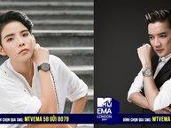 """Để nghệ sĩ Việt tự ứng cử, ban tổ chức MTV EMA phản hồi sau khi nhận vô vàn """"gạch đá"""""""