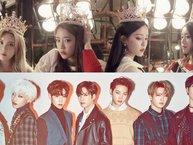 """Fan Army Face-Off 2017: T-ara """"đè bẹp"""" đối thủ, GOT7 tiến vào bán kết với cách biệt sát sao"""