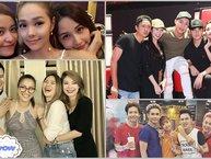 Bạn có biết những hội bạn thân quyền lực của showbiz Việt