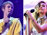 Không hẹn mà gặp, Justin Bieber và Miley Cyrus đồng loạt phát hành nhạc mới