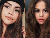 Fan nữ bất ngờ nổi tiếng vì gương mặt giống hệt Selena Gomez
