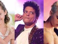 """Fan yêu nhạc US-UK bội thực khi các sao """"khủng"""" đồng loạt tung hit mới"""