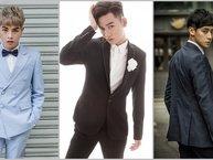 Điểm mặt những nam thần thế hệ mới của showbiz Việt