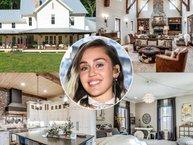 Rời xa Hollywood xô bồ, Miley Cyrus chi ngay 132 tỷ tậu trang trại trong mơ