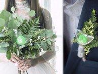 """Ước mơ của mọi cô dâu Ahgase: Có thể đem lightstick """"chim non"""" cùng bước vào lễ đường"""