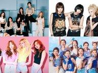 Những kỷ lục trong giới girlgroup mà không phải fan KPOP nào cũng biết
