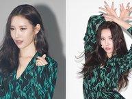 """Lý do Sunmi rời JYP sau 10 năm gắn bó: """"Tôi cảm thấy mình như một con ếch quanh quẩn nơi đáy giếng"""""""
