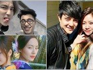 Điểm mặt dàn em trai, em gái xinh đẹp và tài năng không kém người nổi tiếng của sao Việt