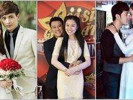Tưởng độc thân, sao Việt khiến fan 'sốc toàn tập' khi lộ chuyện đã 'yên bề gia thất'