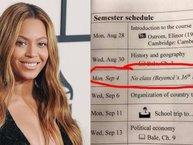 Sự thật đằng sau bức ảnh sinh viên Mỹ được nghỉ học vì trùng sinh nhật Beyoncé