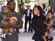 Gia đình Kanye West sắp có thêm con gái nhờ phương pháp mang thai hộ