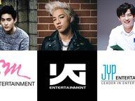 Mỗi công ty giải trí Hàn Quốc đều có một gu nhan sắc đặc thù, và dàn thần tượng nam này chính là minh chứng rõ nhất
