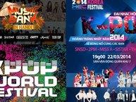 Điểm lại những show diễn hoành tráng ấn tượng của dàn sao Kpop tại Việt Nam