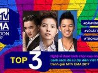 Top 3 nghệ sĩ xuất sắc nhất đề cử EMA 2017: Đàm Vĩnh Hưng có cơ hội tranh tài tại đấu trường Đông Nam Á