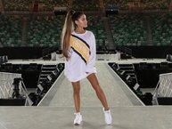 Ariana Grande chính thức trở thành đại sứ thương hiệu của Reebok