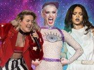 Chỉ có duy nhất một nghệ sĩ nữ có album lọt vào 'top  10 album mùa hè 2017'