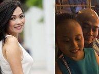 Sau 11 năm giấu kín, cuối cùng Phương Thanh cũng chịu tiết lộ danh tính cha bé Gà