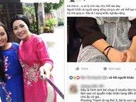 Vừa tiết lộ danh tính cha bé Gà, Phương Thanh đã bị tố cáo là kẻ thứ ba