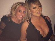 Britney Spears khiến fan phát cuồng khi đăng ảnh thân thiết cùng Mariah Carey
