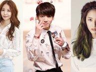 Các idol đã dành cả thời niên thiếu để làm một siêu sao!