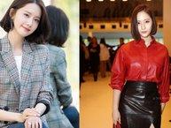 Cùng cắt tóc ngắn, Yoona và Krystal, ai hơn ai kém trong cuộc đọ sắc này?